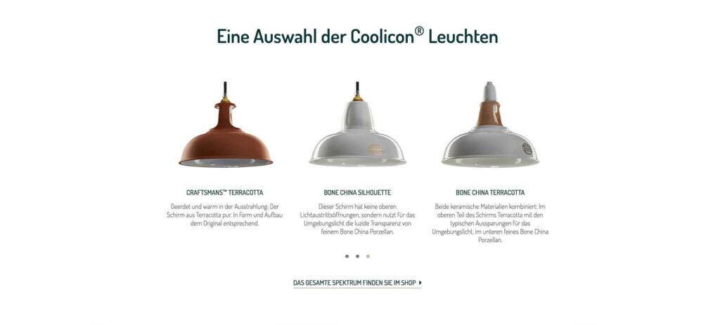 Coolicon Shop Screenshot