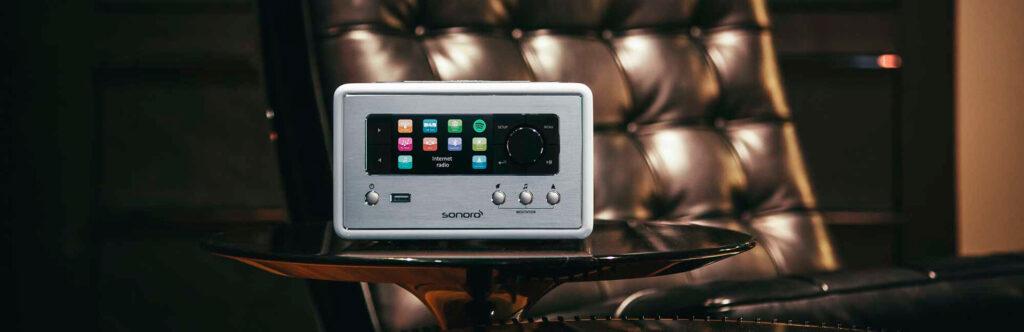 Produktfoto eines Sonoro Audiogerätes