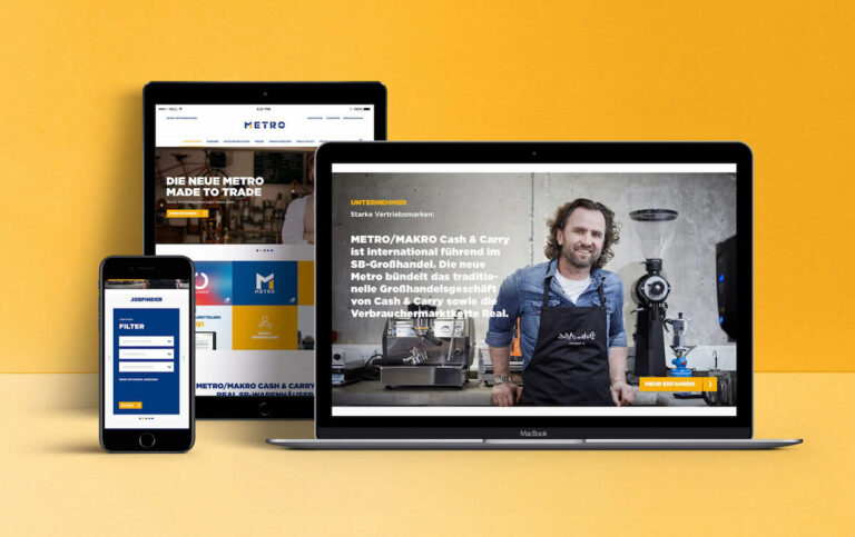 metro Webdesign